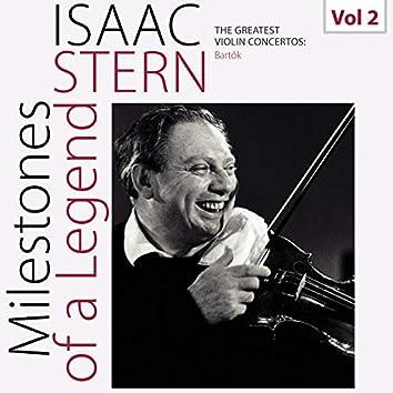 Milestones of a Legend: Isaac Stern, Vol. 2