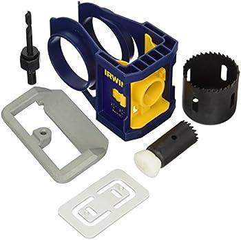 Irwin Door Lock Installation Kit for Wooden Doors
