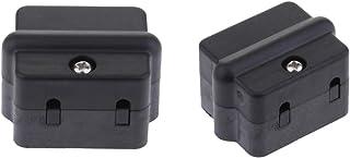 B Baosity 2 stycken 12 V/24 V membran vattenpump tryckbrytare passar FL 30 till FL 44