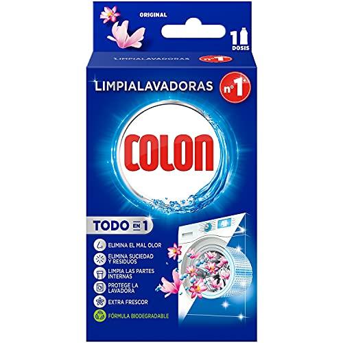 Colon Limpialavadoras - Limpia la lavadora y elimina malos olores