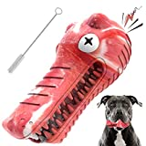 PIFFZEDO Dog Toys for Aggressive Chewers...