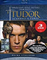 I Tudor - Scandali A Corte - Stagione 01 (3 Blu-Ray) [Italian Edition]