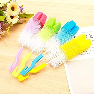 GOUDIAO Bottle Brush Cleaner Baby Nipple Sponge Brush Cup Glass Teapot Washing Cleaning Tool Brush With Pacifier Brush