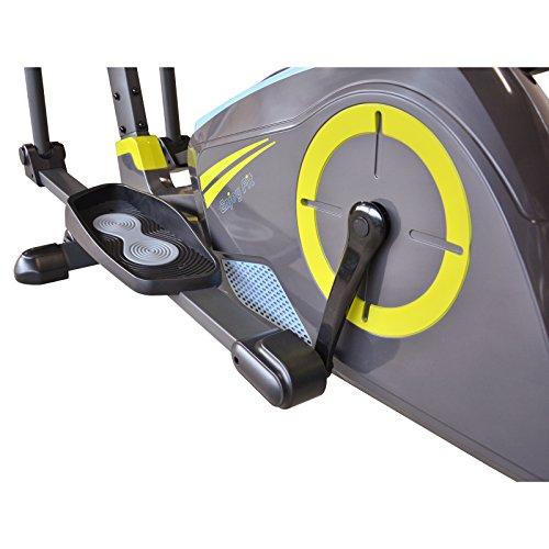 EnjoyFit® Crosstrainer Heimtrainer Ergometer Bild 5*