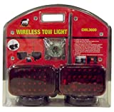 Voyager Tools Fully Wireless Magnetic Tow Lights That Ensure Legal Transport of Vehicles Or Trailers. Don't Be Left in The Dark Due to Mismatched Wires