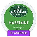 Green Mountain Coffee Roasters Hazelnut, Single-Serve Keurig K-Cup Pods, Flavored Light Roast Coffee, 72 Count