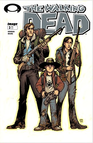 The Walking Dead #3 (English Edition)