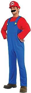 Super Plumber Brother Adult Costume Halloween