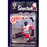 NHL Legends Series 8 Terry Sawchuk Action Figure