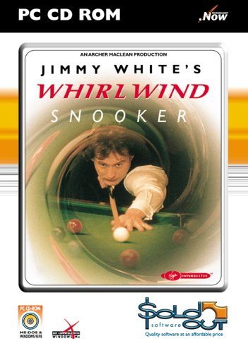 Jimmy white whirldwind snooker - PC - UK