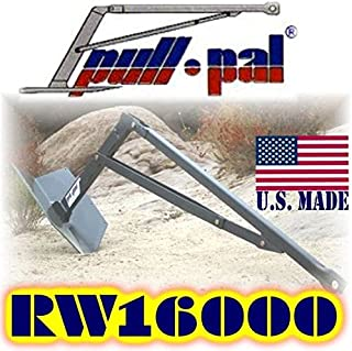 BILLET4X4 U.S. Made (Mega-Duty) Pull-PAL Winch Anchor 16000 with Heavy-Duty Carrying Case (from (Off-Road Recovery)