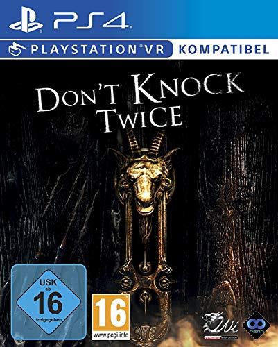 Don't Knock Twice Playstation VR PSVR [Playstation 4]