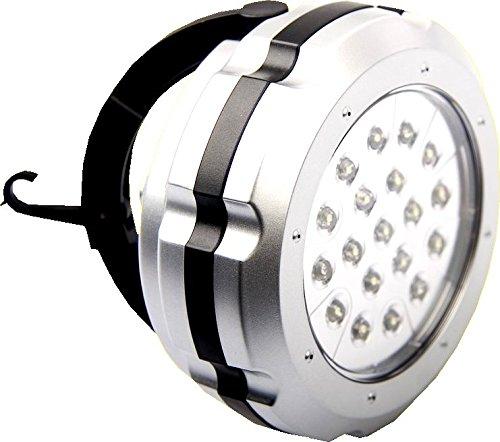 POWER plus Firefly 16 LED Dynamo Kurbel USB aufladbares multifunktionale LED Leuchte mit Magnetfuß