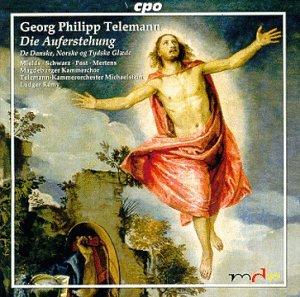 Telemann: Die Auferstehung, Danish Cantata, Ludger Rémy