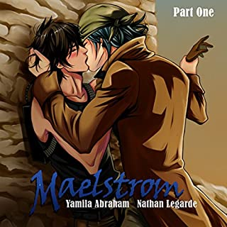 Maelstrom 1 audiobook cover art