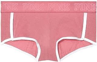 Pink Logo Boyshort Soft Begonia