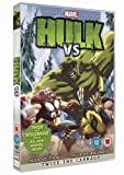 Hulk Vs. Wolverine/Vs. Thor [Reino Unido] [DVD]