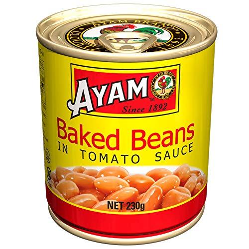 AYAM(アヤム) ベイクド ビーンズ 230g (ハラル認証取得)