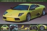 Autos - Lamborghini Murcielago - Poster Plakat Druck -