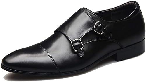 YCGCM Chaussures pour Hommes, Affaires, Angleterre, Mode, Décontracté, Portable, Chaussures Basses