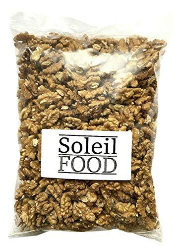 1kg Walnüsse geschält Walnusskerne Walnuss 1A Qualität naturbealssen GMO frei Soleilfood