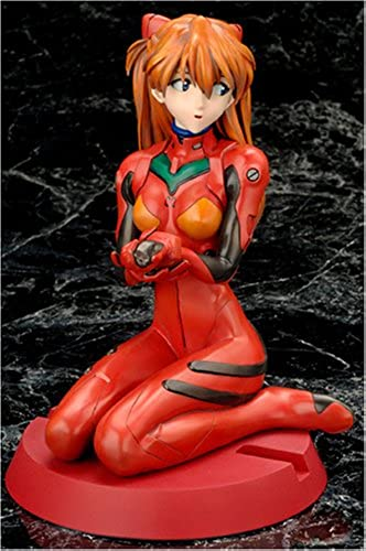 Neon Genesis Evangelion Asuka Langley (1 5 PVC Painted) (japan import)