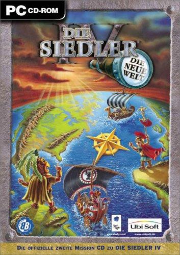 Die Siedler 4 - Die neue Welt Add-On