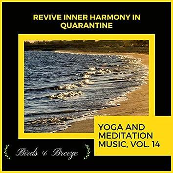 Revive Inner Harmony In Quarantine - Yoga And Meditation Music, Vol. 14