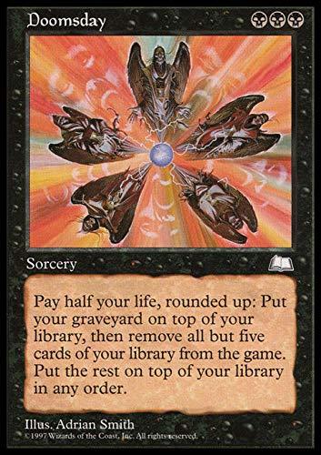 Magic: the Gathering - Doomsday - Weatherlight