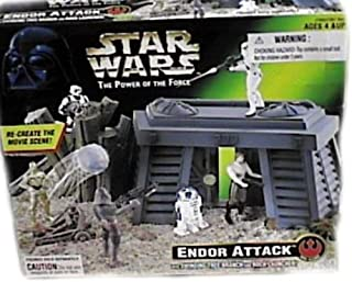 endor attack playset