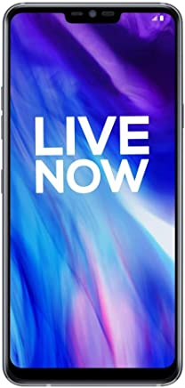 LG G7 ThinQ (Platinum Grey, 4GB RAM, 64GB Storage)