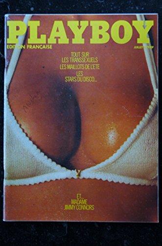 PLAYBOY 068 N° 68 JUILLET 1979 WENDY CARLOS AMANDA LEAR ENTIEREMENT NUE PATTI Mc GUIRE Mme CONNORS