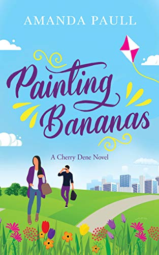 Painting Bananas by Amanda Paull