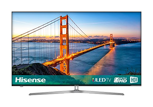 Hisense H65U7AUK 65-Inch 4K Ultra HD ULED Smart TV with HDR and...