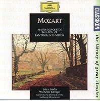 Mozart;Piano Concs.20 & 21