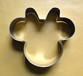 Minnie Mouse Shaped Cookie Cutter