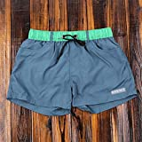 ファッション パンタロンデプラージュLâcheマイヨ・デ・ベイン・オムクルールUNIE雰囲気のシンプルコースÀピエスポーツフィットネスLoisirsのパンタロンÀドゥショーツ・デ・モードのポイント (Color : C, Size : L)
