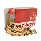 Sky High Pre-Rolled Paper Tips - 100 Natural Cigarette Filter Tips (1)