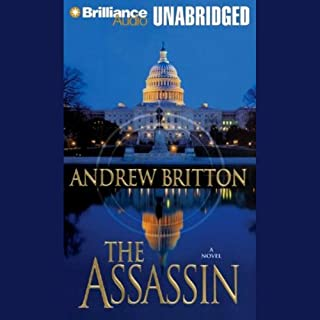 The Assassin: Ryan Kealey #2 audiobook cover art