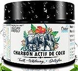 Charbon actif de noix de coco
