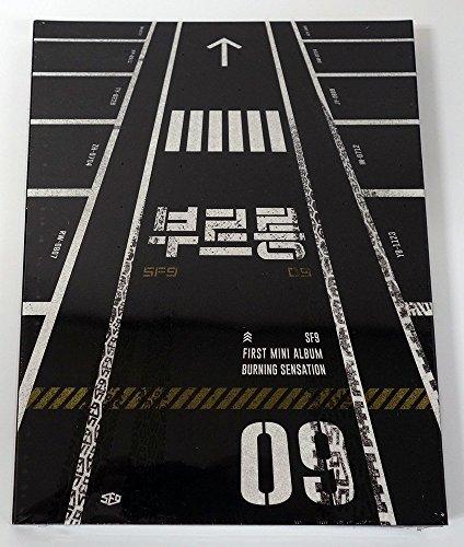 FNC Ent. SF9 - Burning Sensation (1st Mini Album) CD+Photobook+Photocard
