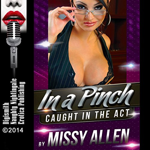 In a Pinch: The Mistress Demands Cock, NOW! audiobook cover art