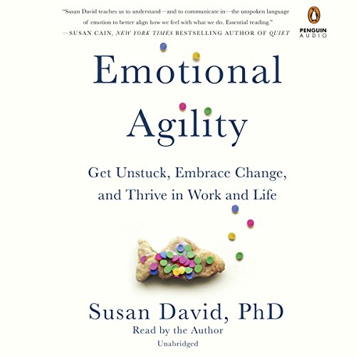 Couverture de Emotional Agility