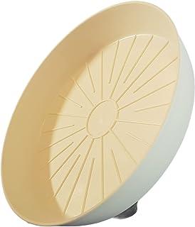 ARTEMA Sottovaso rotondo bianco 14 cm