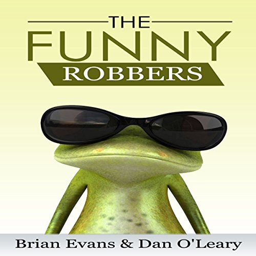 The Funny Robbers cover art