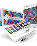 Watercolor Palette with Bonus Paper pad by...