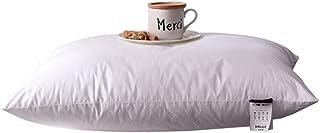 Rekaf Nórdico minimalista almohadas, completamente de algodón anti-pluma almohadilla de la tela Core, almohadas cervicales, Oriente Las almohadas son suaves, suave, cómodo y no deformado (74cm * 48cm)