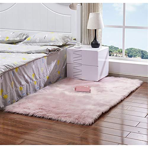 VOVTT Alfombras Ultra Suaves para Interiores, Interiores Y Suaves Alfombras De Sala De Estar Aptas para Niños Dormitorio Decoración para El Hogar Alfombras De Dormitorio,100x120cm
