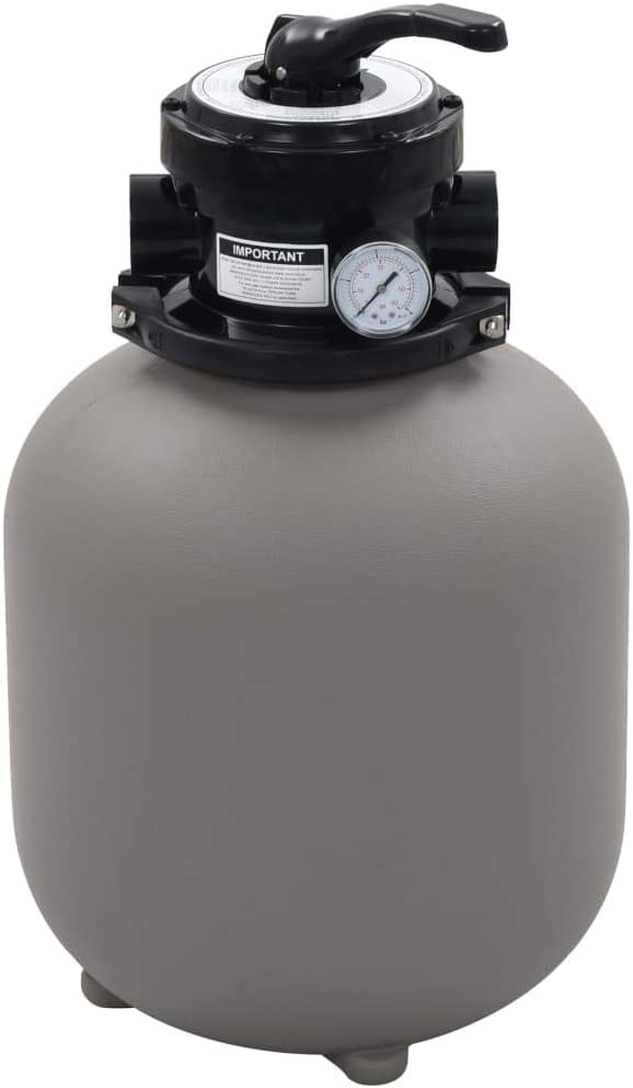 vidaXL Popular product Pool Max 51% OFF Sand Filter with Position 1.4