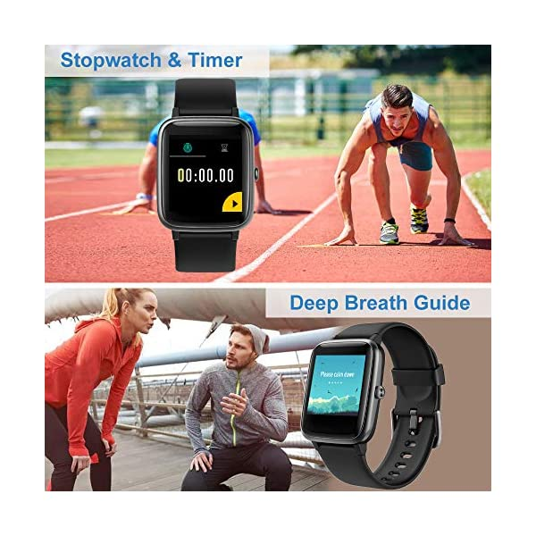 Fashion Shopping Willful Smart Watch for Android Phones and iOS Phones Compatible